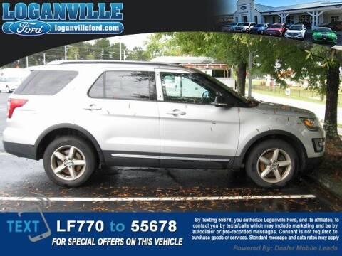 2017 Ford Explorer for sale at Loganville Ford in Loganville GA