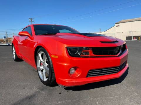 2011 Chevrolet Camaro for sale at Approved Autos in Sacramento CA