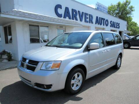 2010 Dodge Grand Caravan for sale at Carver Auto Sales in Saint Paul MN