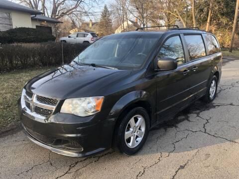 2012 Dodge Grand Caravan for sale at Urban Motors llc. in Columbus OH
