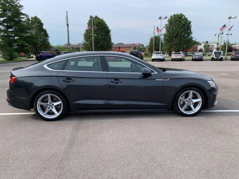 2018 Audi A5 Sportback for sale at St. Louis Used Cars in Ellisville MO