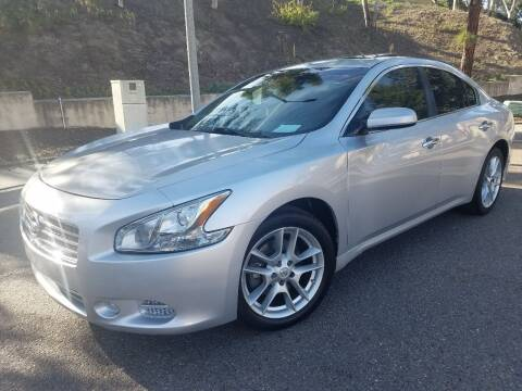 2009 Nissan Maxima for sale at Trini-D Auto Sales Center in San Diego CA