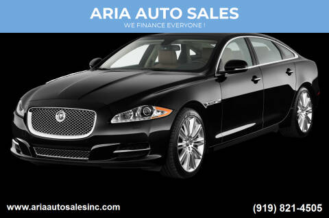 2011 Jaguar XJL for sale at ARIA  AUTO  SALES in Raleigh NC