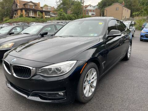 2014 BMW 3 Series for sale at Fellini Auto Sales & Service LLC in Pittsburgh PA
