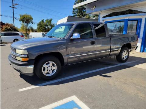 2001 Chevrolet Silverado 1500 for sale at ASB Auto Wholesale in Sacramento CA