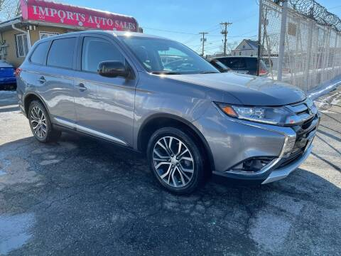 2018 Mitsubishi Outlander for sale at Imports Auto Sales Inc. in Paterson NJ