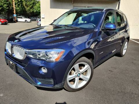 2017 BMW X3 for sale at Halo Motors in Bellevue WA