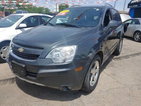 2013 Chevrolet Captiva Sport for sale at JIREH AUTO SALES in Chicago IL