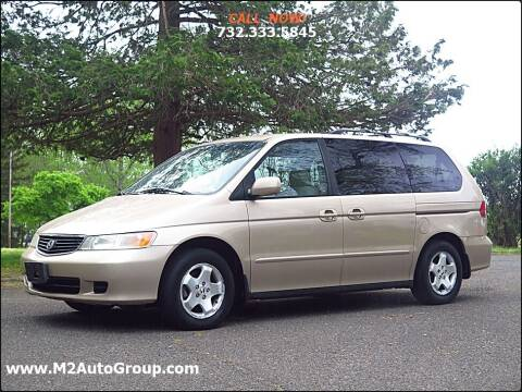 2000 Honda Odyssey for sale at M2 Auto Group Llc. EAST BRUNSWICK in East Brunswick NJ