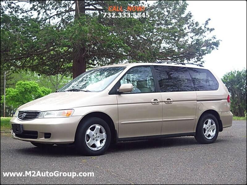 2000 Honda Odyssey for sale at M2 Auto Group Llc. EAST BRUNSWICK in East Brunswick NJ