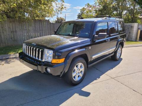 2007 Jeep Commander for sale at Harold Cummings Auto Sales in Henderson KY