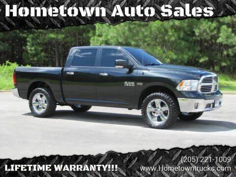 2015 RAM Ram Pickup 1500 for sale at Hometown Auto Sales - Trucks in Jasper AL