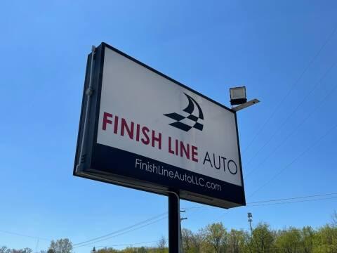 2017 Ford Escape for sale at Finish Line Auto in Comstock Park MI