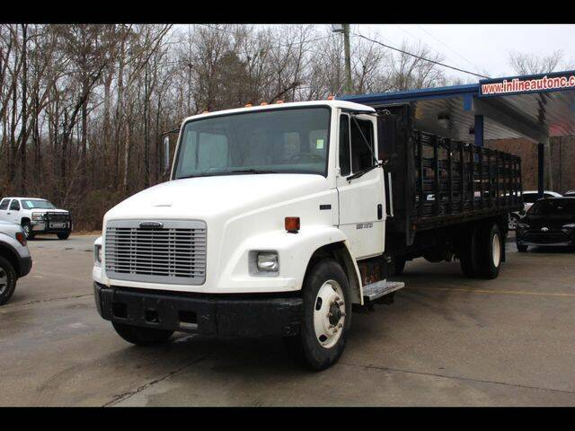 2004 Freightliner FL60 for sale at Inline Auto Sales in Fuquay Varina NC