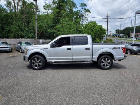 2015 Ford F-150 for sale at CANDOR INC in Toms River NJ