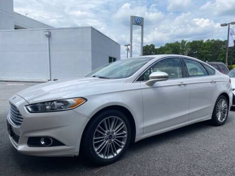 2015 Ford Fusion for sale at Southern Auto Solutions-Jim Ellis Volkswagen Atlan in Marietta GA
