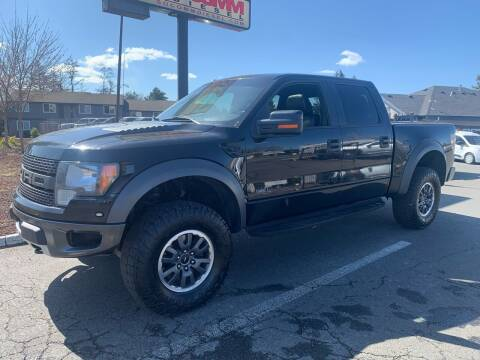 2011 Ford F-150 for sale at South Commercial Auto Sales in Salem OR