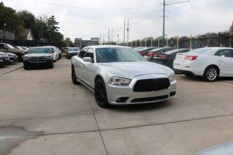 2012 Dodge Charger for sale at F & M AUTO SALES in Detroit MI