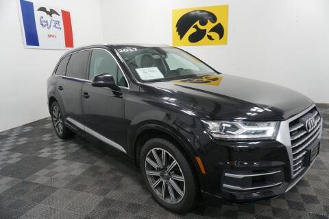 2017 Audi Q7 for sale at Carousel Auto Group in Iowa City IA