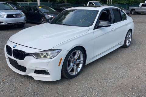 2015 BMW 3 Series for sale at Mass Auto Exchange in Framingham MA