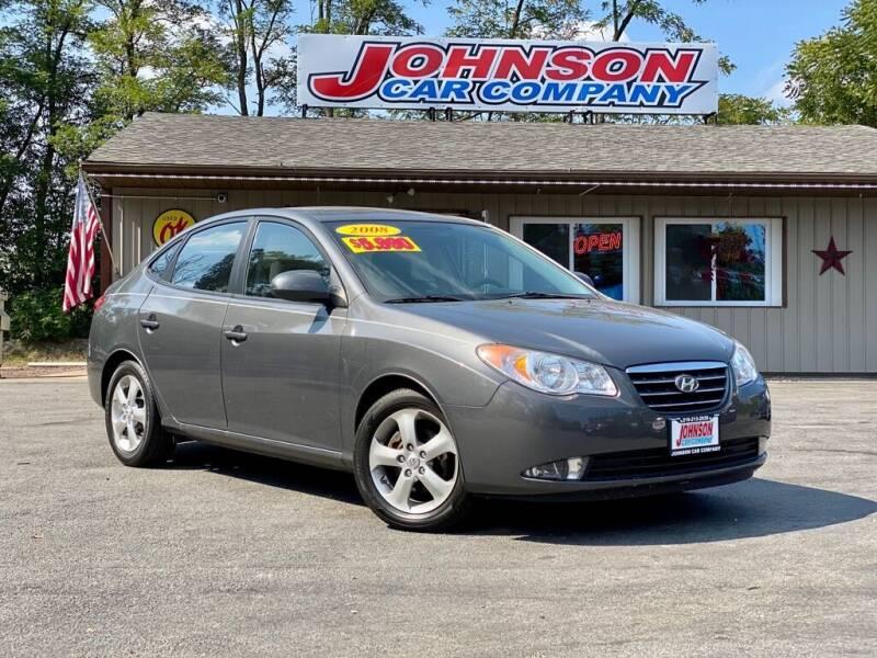 2008 Hyundai Elantra for sale at Johnson Car Company llc in Crown Point IN