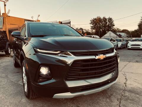 2020 Chevrolet Blazer for sale at 3 Brothers Auto Sales Inc in Detroit MI