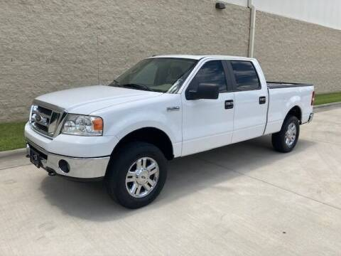 2007 Ford F-150 for sale at Raleigh Auto Inc. in Raleigh NC