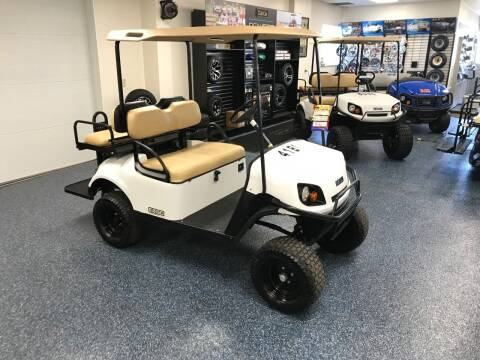 2015 E-Z-GO S4 for sale at Jim's Golf Cars & Utility Vehicles - DePere Lot in Depere WI