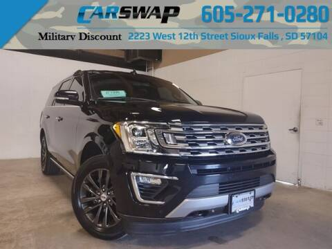 2019 Ford Expedition for sale at CarSwap in Sioux Falls SD