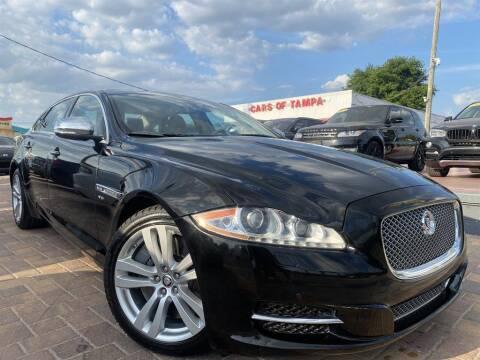 2013 Jaguar XJL for sale at Cars of Tampa in Tampa FL