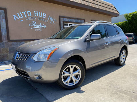 2010 Nissan Rogue for sale at Auto Hub, Inc. in Anaheim CA