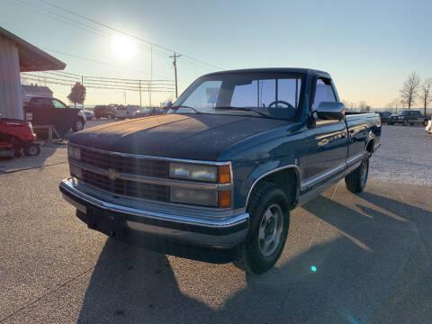 1991 Chevrolet C/K 1500 Series for sale at Family Car Farm in Princeton IN