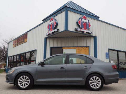 2016 Volkswagen Jetta for sale at DRIVE 1 OF KILLEEN in Killeen TX