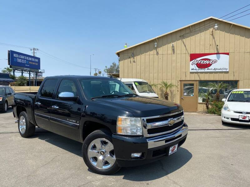 2010 Chevrolet Silverado 1500 for sale at Approved Autos in Bakersfield CA