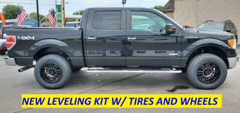 2012 Ford F-150 for sale at Appleton Motorcars Sales & Service in Appleton WI