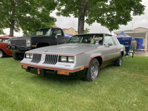 1984 Oldsmobile Cutlass for sale at Classic Car Deals in Cadillac MI