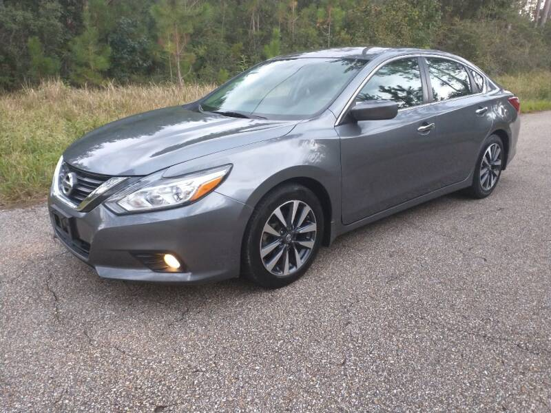 2016 Nissan Altima for sale at J & J Auto of St Tammany in Slidell LA