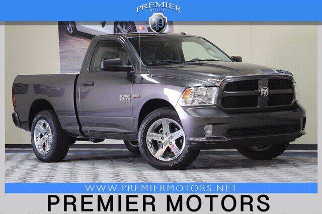 2016 RAM Ram Pickup 1500 for sale at Premier Motors in Hayward CA