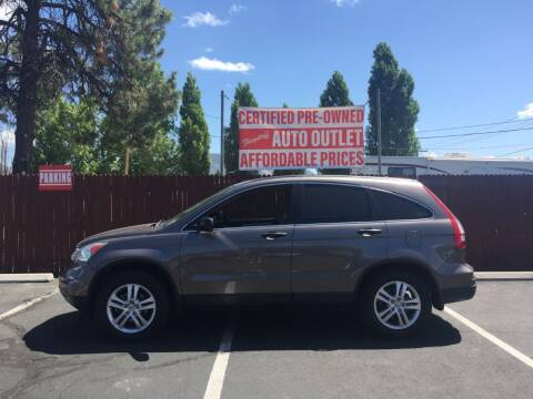2010 Honda CR-V for sale at Flagstaff Auto Outlet in Flagstaff AZ
