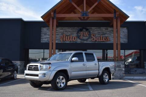 2008 Toyota Tacoma for sale at JW Auto Sales LLC in Harrisonburg VA