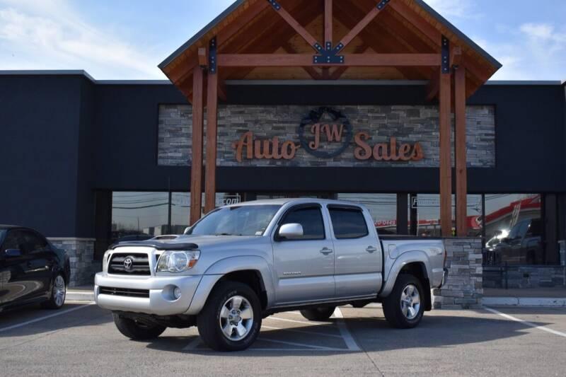 2008 Toyota Tacoma for sale at JW Auto Sales LLC in Harrisonburg VA