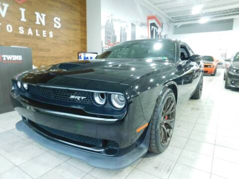 2015 Dodge Challenger for sale at Twins Auto Sales Inc Redford 1 in Redford MI