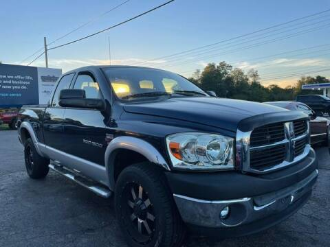2007 Dodge Ram Pickup 1500 for sale at USA Auto Sales & Services, LLC in Mason OH