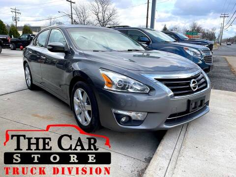 2015 Nissan Altima for sale at The Car Store Inc in Albany NY