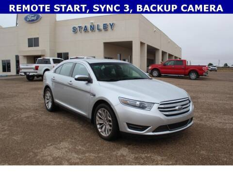 2019 Ford Taurus for sale at STANLEY FORD ANDREWS in Andrews TX