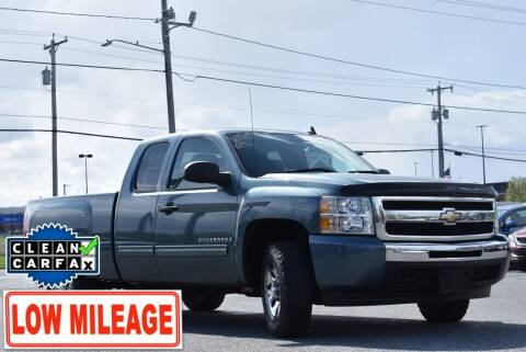 2009 Chevrolet Silverado 1500 for sale at Broadway Garage of Columbia County Inc. in Hudson NY