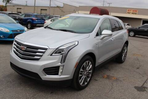 2017 Cadillac XT5 for sale at Road Runner Auto Sales WAYNE in Wayne MI