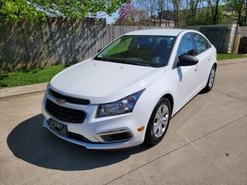 2015 Chevrolet Cruze for sale at Harold Cummings Auto Sales in Henderson KY