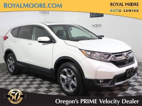 2018 Honda CR-V for sale at Royal Moore Custom Finance in Hillsboro OR