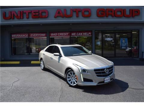 2014 Cadillac CTS for sale at United Auto Group in Putnam CT